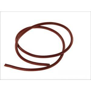 Przewód zapłonowy BERU silikonowy czerwony 1m