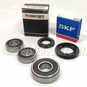 Komplet łożysk i uszczelniaczy koła tylnego SKF - R-Parts LT-006
