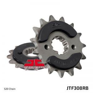 Zębatka przednia JT Sprockets JTF308.14RB z tłumikiem