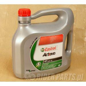 CASTROL ACT>EVO 4T 20W50 4L