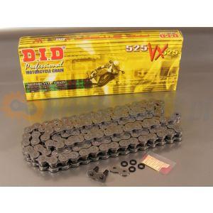 Łańcuch napędowy DID 525 ZVMX/118